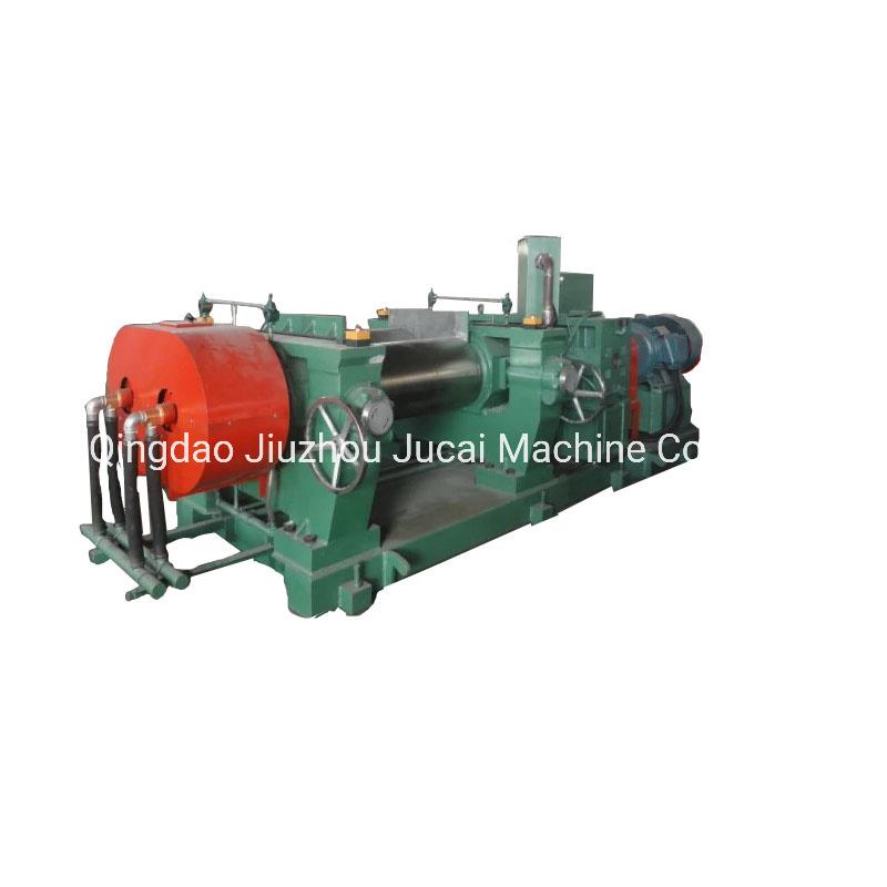 La mezcla de caucho del rodillo doble Mill/máquina mezcladora