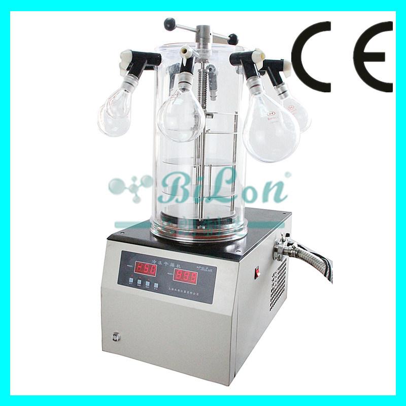Лаборатория вакуумного Freeze осушитель/ Lyophilizer Fd-1D-50