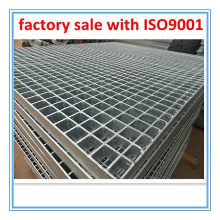 Hebei Jiuwang rejillas de acero industrial con la norma ISO9001