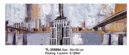 Pintura al Óleo hechas a mano (TL20569A)