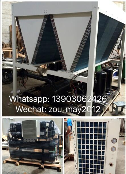 - 25摂氏度Evi/Cooling+Heatingおよび熱湯(1)空気ソースヒートポンプの給湯装置の3