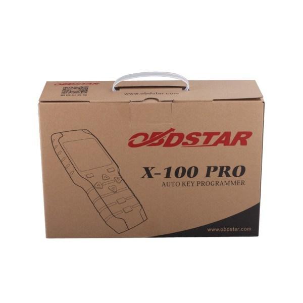 Obdstar X-100 PRO Auto программист (C+D) типа для IMMO+одометр+БОРТОВОЙ СИСТЕМЫ ДИАГНОСТИКИ