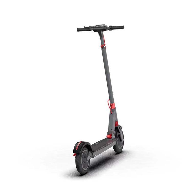 Elektrische Scooter van de mobiliteit van 8.5 inch Opvouwende Motor Elektrische Scooter