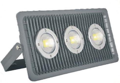 50W-200W Verlichting van het Hof van het Pak van de Muur van de Tunnel van de LEIDENE Lamp van de Vloed de Lichte Lichte Vierkante Lichte