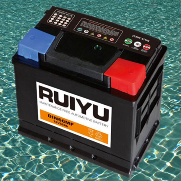 DIN66 Koreaanse loodzuurbatterij