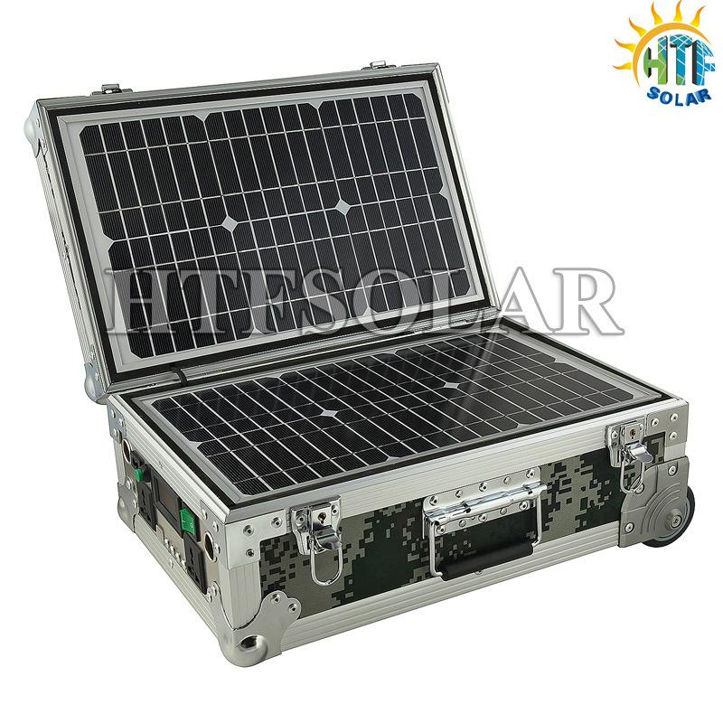 30W Gerador Solar/ Home Use o Sistema Solar (HTF-ST30W)