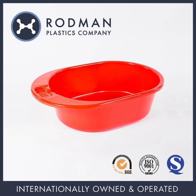 Vasca da bagno della plastica no. 3/bacino spessi colorati bagno/del ...