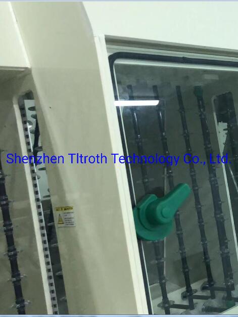 China remoção de poeira na bandeja de fábrica sova a máquina de limpeza de caixa Bandeja máquina de limpeza da bandeja China fabricantes de máquinas de limpeza para a linha de produção da bandeja
