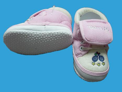 De Schoen van de baby (Kunst s25-2)