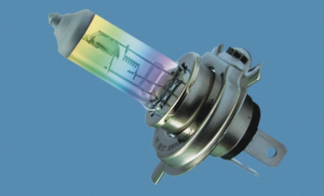 Ampoule lampe bleue (HL0027)
