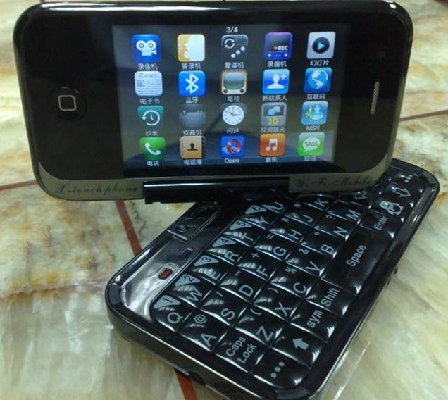 Кпк WiFi TV CE мобильного телефона (T3000)