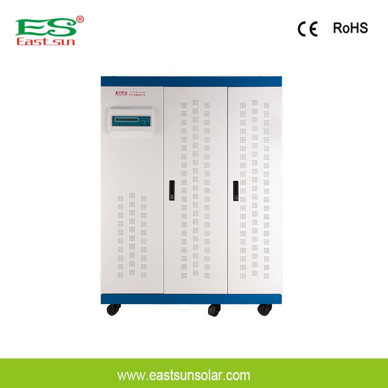 オンラインで100kVA 120kVA 150kVAの二重変換3段階UPSシステム