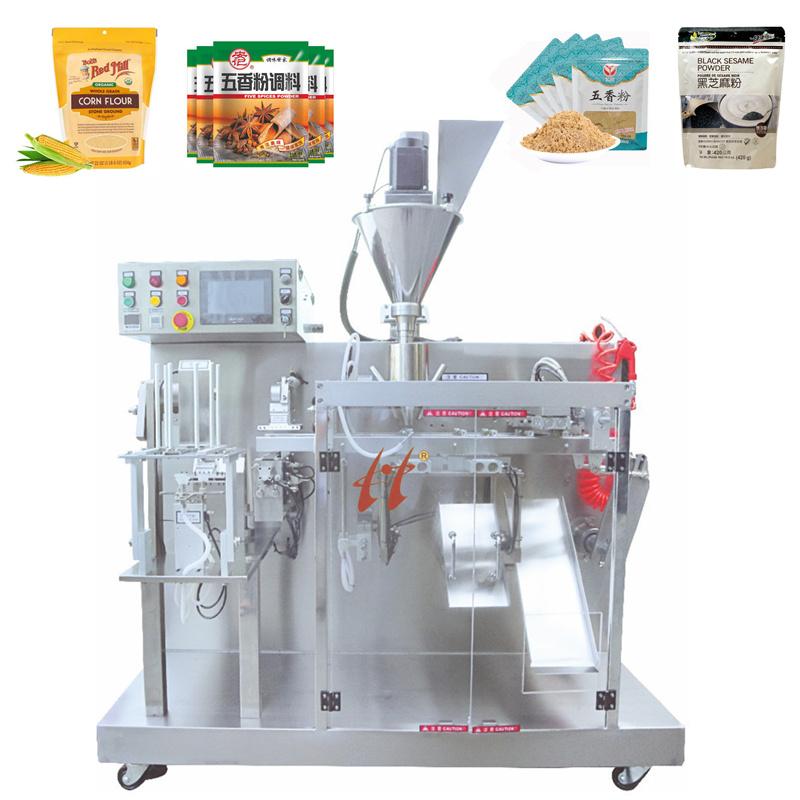 Rits Premiumzak Solid Drink yoghurt/Sesamzaad/Spice/Cumin Powder Automatische afdichting bij het vullen Verpakkingsmachines