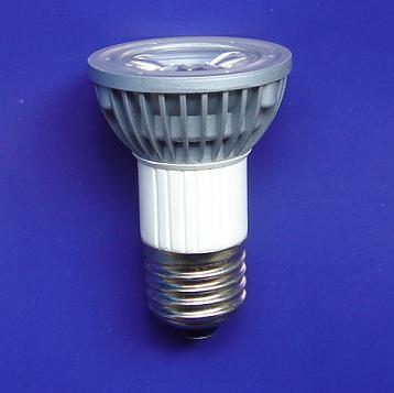 Светодиодный светильник (E27 1-3W-S)