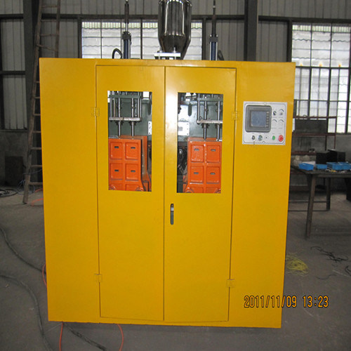 한번 불기 주조 기계 (KLS90-60L)