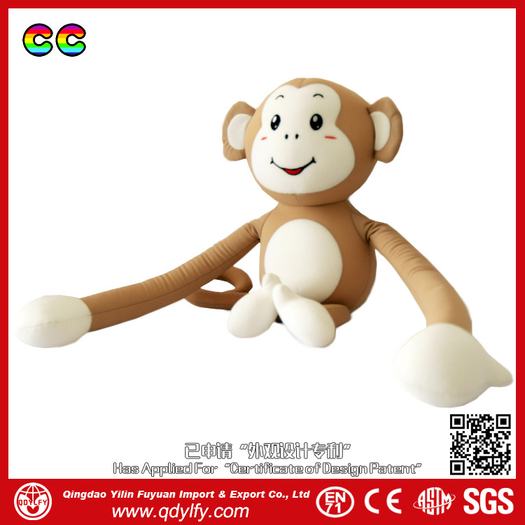 Hot Sale de longs bras Monkey Cadeau de Noël de jouets Jouets de Noël