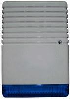 屋外のストロボのサイレンの音のフラッシュのサイレン警報サイレンES8007