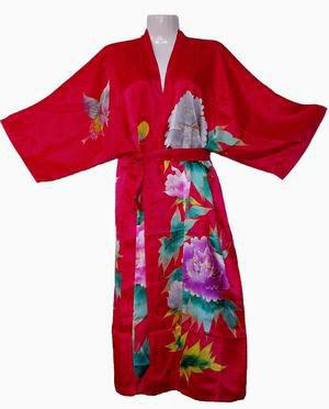 Handpainting 일본 옷