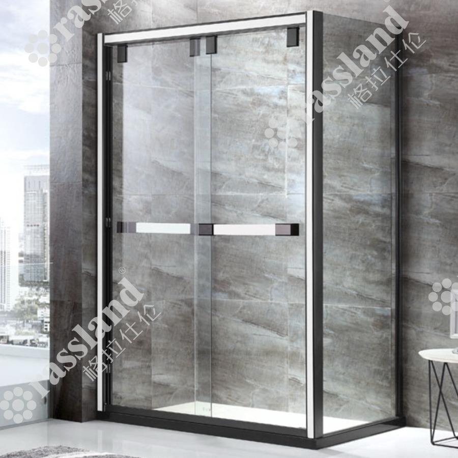 Baracca dell'acquazzone di vetro Tempered di G10f12L, baracca protetta contro le esplosioni Nano dell'acquazzone della pellicola