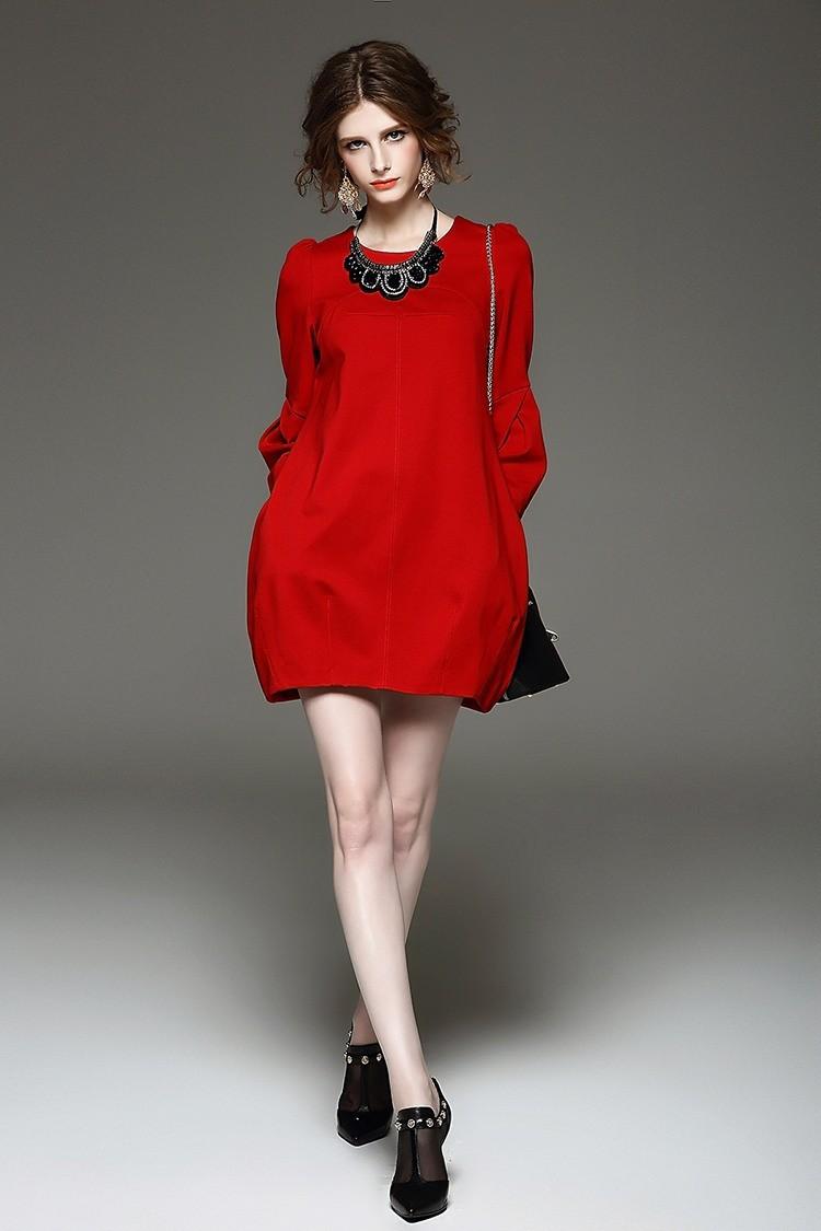 f257039fff Foto de Nuevo Diseño Ropa Mujer Casual Vestidos para Chicas Jovenes ...