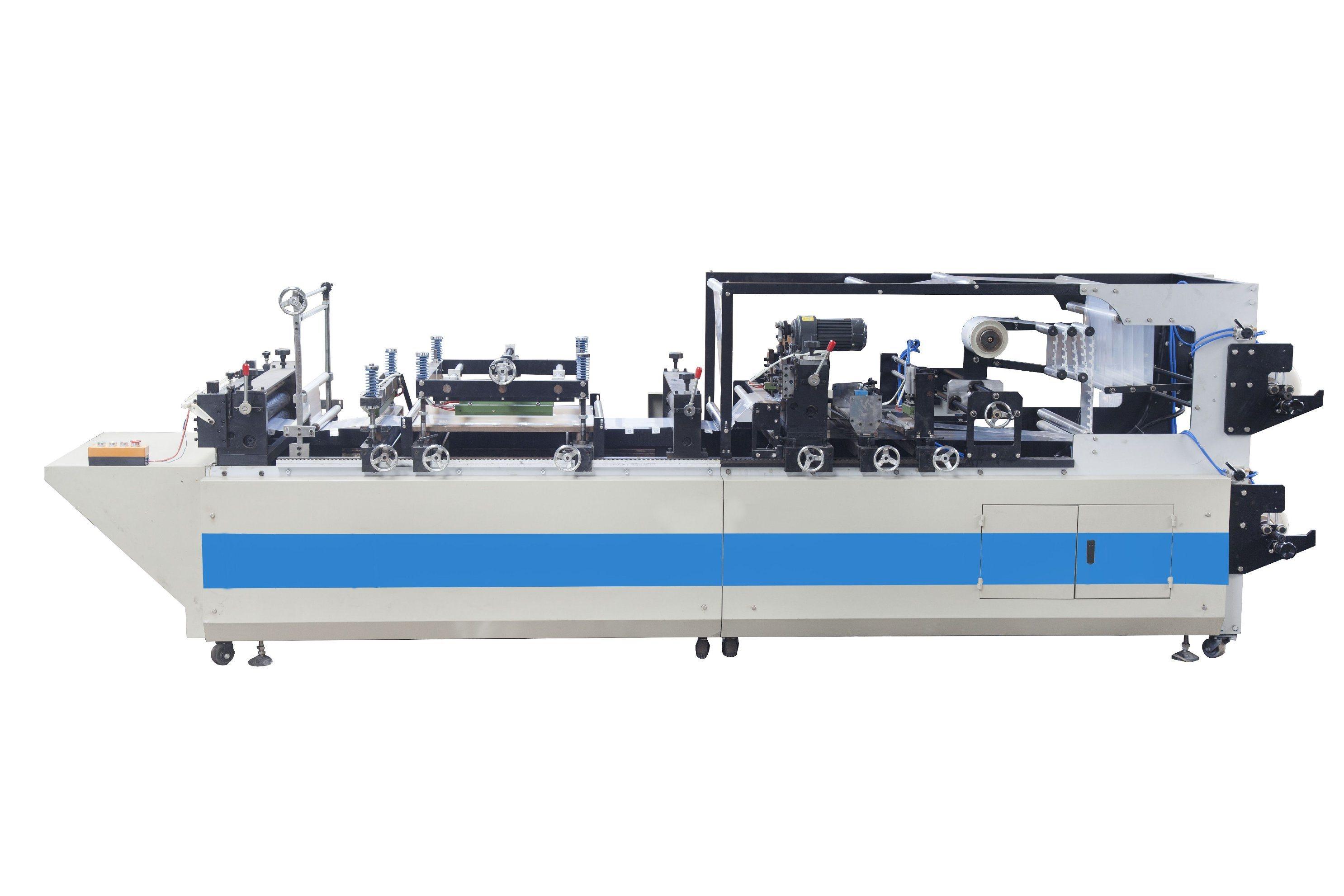 Kissen-Luft-Spalte-Beutel, der Maschinerie (JQ-600, herstellt)