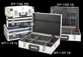 Mallette à outils - Modèle ST-102 PS