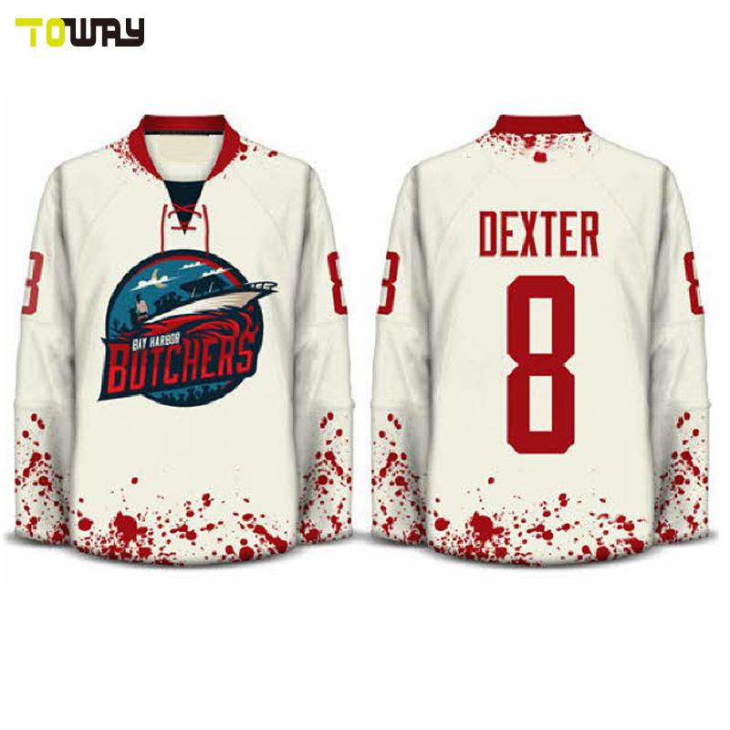Abbigliamento Sportivo Personalizzato Team Design Hockey Maglie Da Vendere