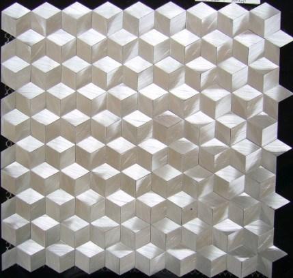 Mosaico de alumínio (YL01S)