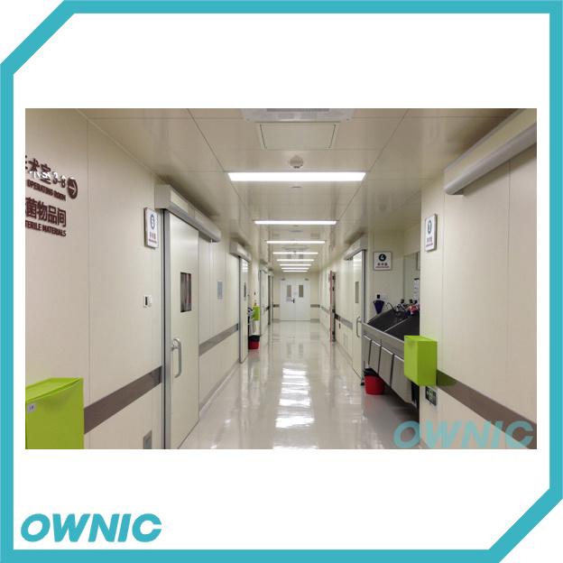 [هيغقوليتي] جزيّرة [سليد دوور] مشدودة لأنّ مستشفى