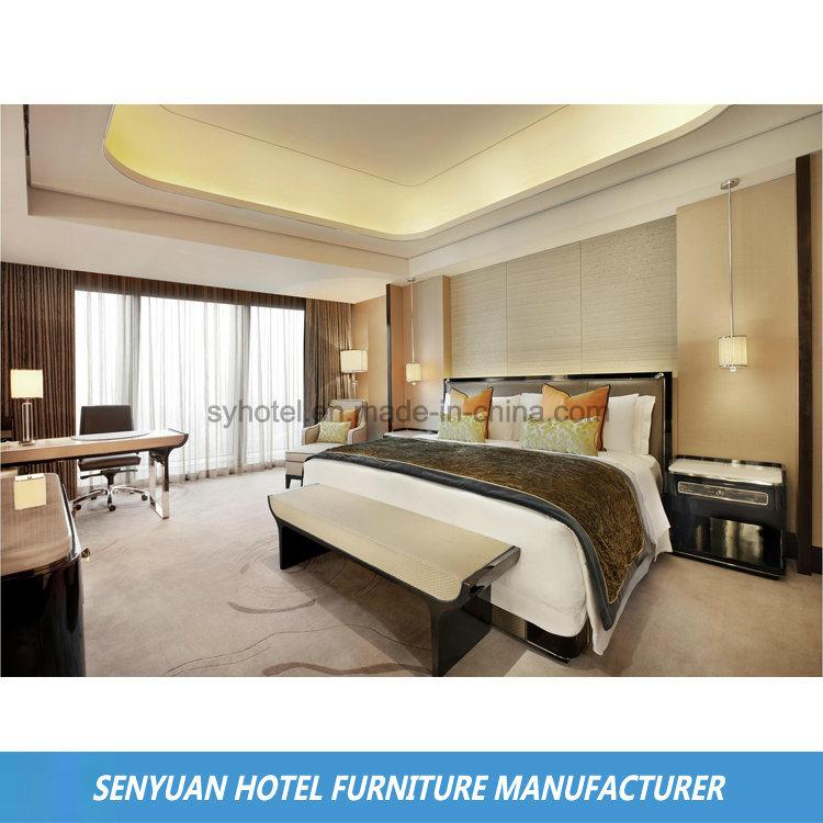 Коммерческие гладкой лаком окраска отель свиты с одной спальней мебель (Си-FP08-1)