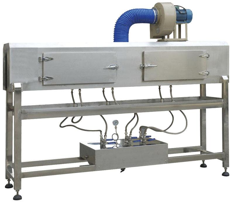 モデルXh-H1500のための熱の収縮のパッキング機械