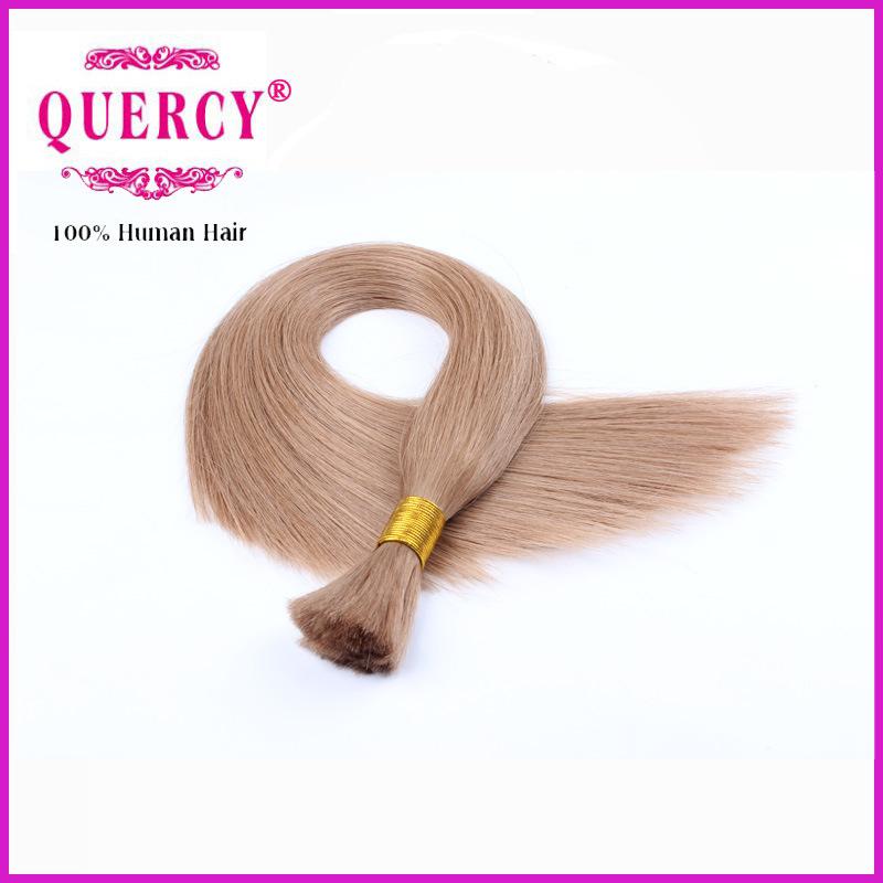 Quercy Haar farbiges hochwertiges Bestes, das volle Häutchen-Jungfrau Remy der Produkt-100% brasilianische Menschenhaar-Masse verkauft