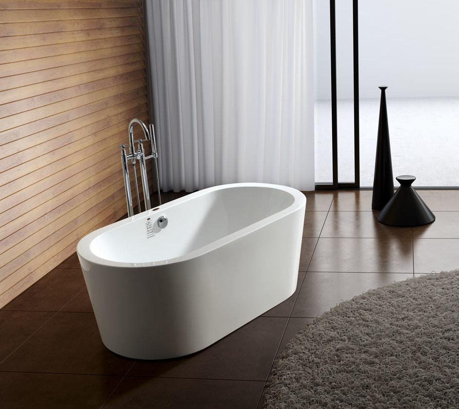 Vasca da bagno antica acrilica pura (FA-021) – Vasca da bagno antica ...
