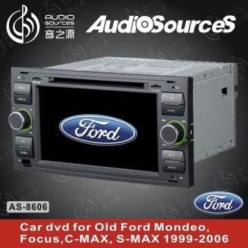 DVD для автомобилей Форд Фокус с сенсорным экраном (как-8606)