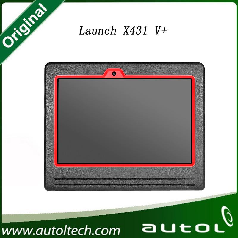 De globale Scanner van de Scanner van de Lancering van de Versie X43 V+ X431 met Volledig Systeem WiFi/Bluetooth