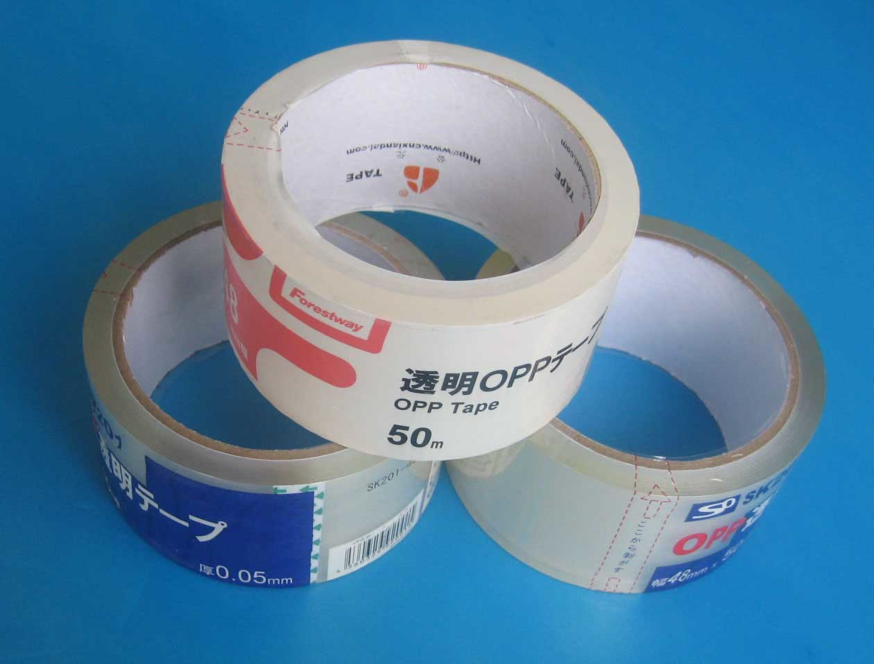 Super cinta transparente (KR4850)