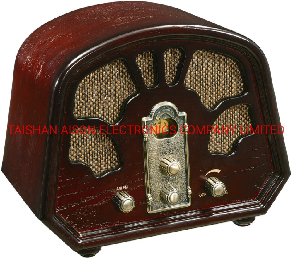 Casa de lujo OEM Reproductor de música de la radio con AM/FM