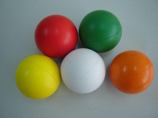 2019 venda brinquedos filhos crianças Gadgets espuma de PU bolas antiestresse