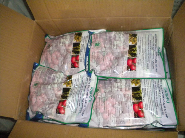 O herbicida Metsulfuron-Methyl