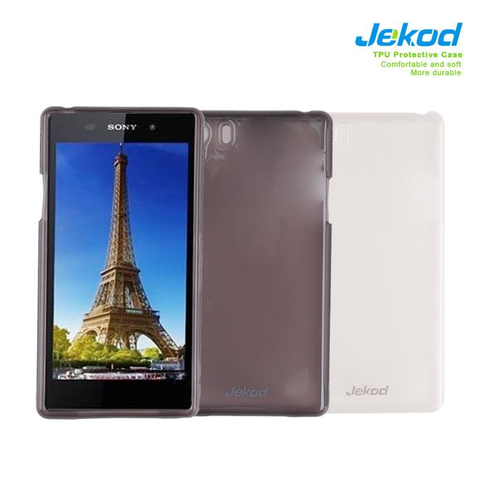 Caso Telefone TPU para Sony L39h/Xperia Z1