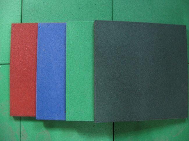 Rubber Tegel (LHOO1)