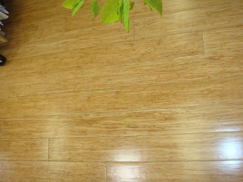 Tejido de pisos de bambú)
