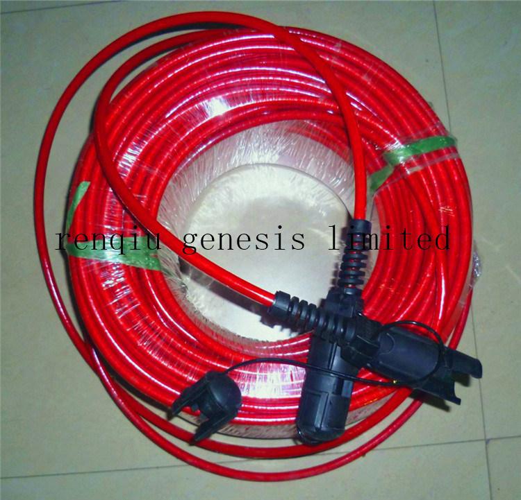 Ligne de câble géophysiques numériques 408/428