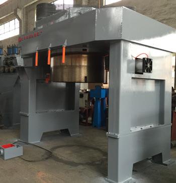 De Machines van ldd-1/1200 Draadtrekken Headstand