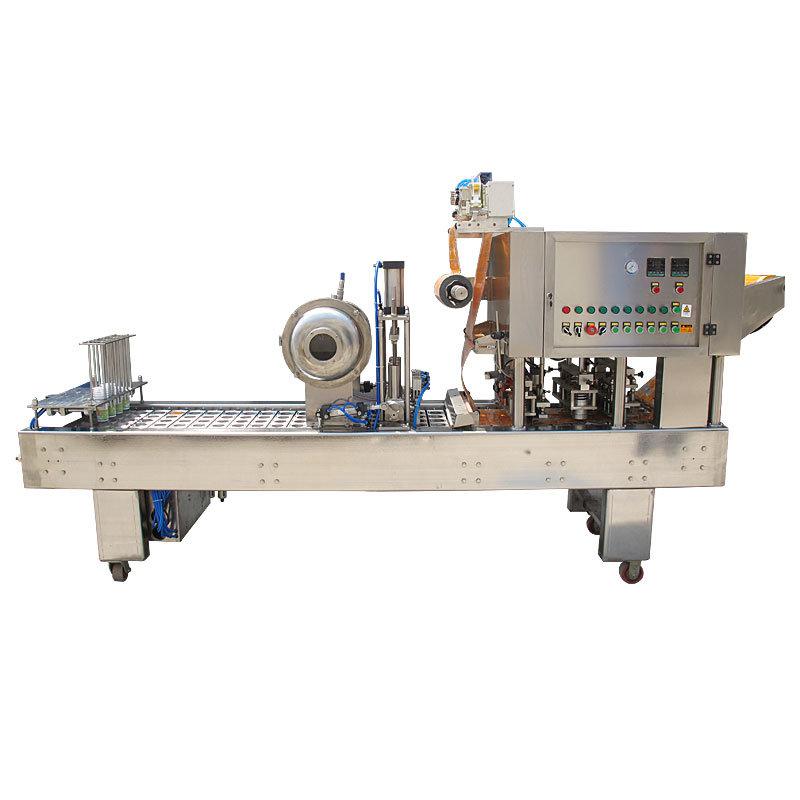 Máquina de vedação da capa automática pneumática (XBG60)