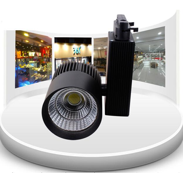 30 W LED COB Track Display Spotlight