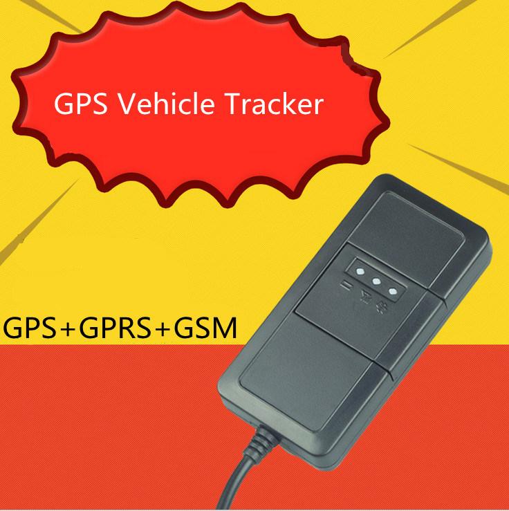 Дешевые мини автомобиль автомобильный GPRS Tracker устройства слежения