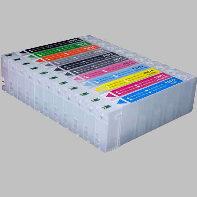 Nachfüllungs-Kassette für breite Format-Kassette für EPS-PRO7700/7710; PRO9710/9710/LFP Kassette 700ml