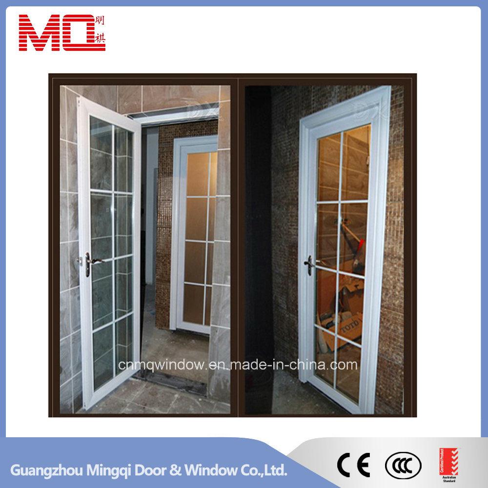 Panel único de giro de la puerta de cristal Mqd PVC-05 – Panel único ...