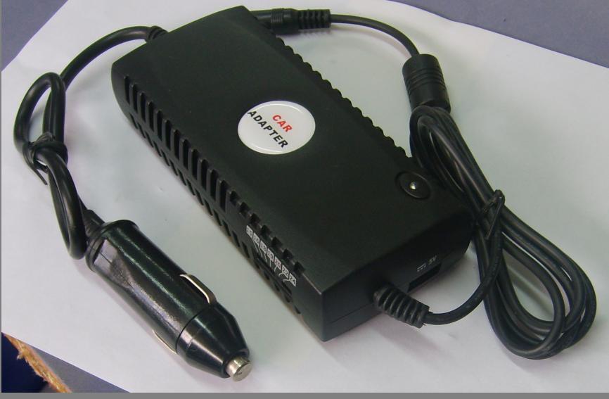 Adattatore universale del computer portatile per l'automobile DC100W